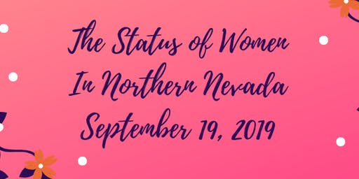 Status of Women in Nevada Meets Sept 19, 2019