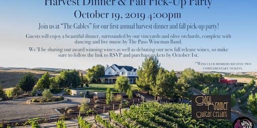 Harvest Dinner & Pick-Up Party!