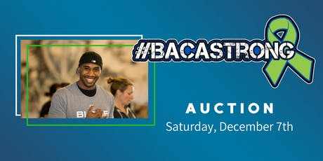 BacaStrong Auction tickets
