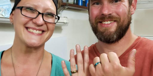 Adult (BYOB) coin ring class