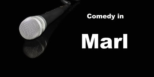 Comedy in Marl - Premiere