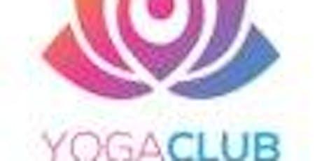 Presentazione Yoga Job Club, per accompagnare alla ricerca attiva del lavoro tickets