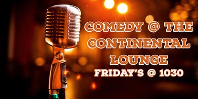 Gallows Comedy FREE Every Friday Night!