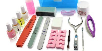 Nail Technology State Board Exam Prep Class(Includes state board kit)