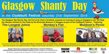 Glasgow Shanty day tickets