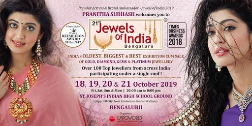 21st Jewels of India, Bengaluru