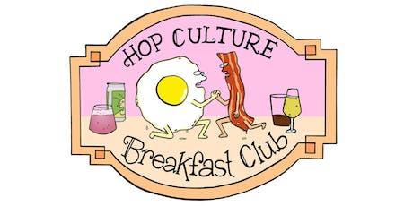 Hop Culture Breakfast Club: Hudson Valley tickets