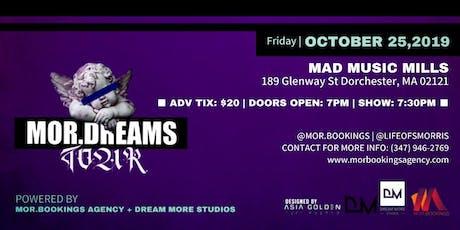 Mor.Dreams tickets