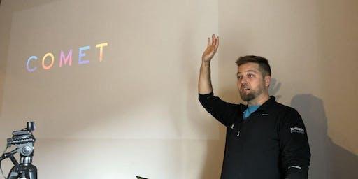 David Ortinau - presenting COMET