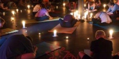 Harvest Moon Candlelight Yin Yoga