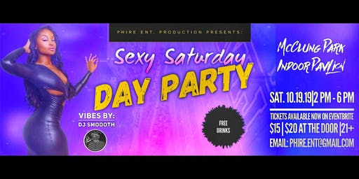 LU Homecoming Sexy Saturday DAY PARTY