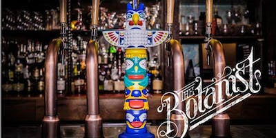 The Botanist Beer & Ale Masterclass of Crafts