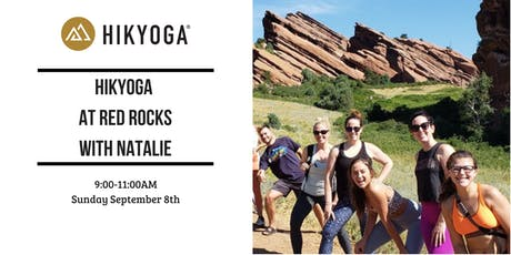 Hikyoga at Red Rocks with Natalie tickets