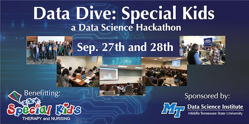 Data Dive: Special Kids - A Data Science Institute Hackathon