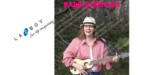 Barb Sorensen Promo Concert at Lazy Boy Gallery Lake Zurich, Nov. 8,  2pm