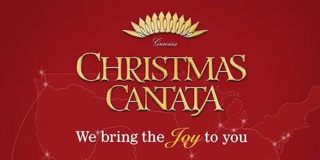 2019 Gracias Christmas Cantata - El Paso, TX entradas