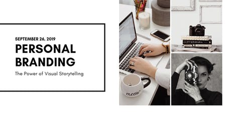 Personal Branding: The Power Of Visual Storytelling tickets