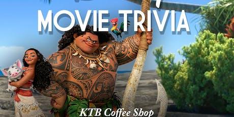 Disney (Movie) Trivia tickets