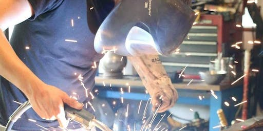 Learn to weld (mig)