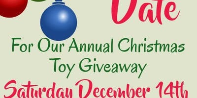 Diamond Ministries Annual Christmas Program and Toy Giveaway