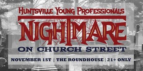 Nightmare on Church Street tickets