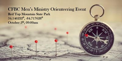 Men's Ministry Orienteering Event