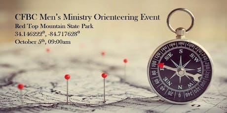 Men's Ministry Orienteering Event tickets