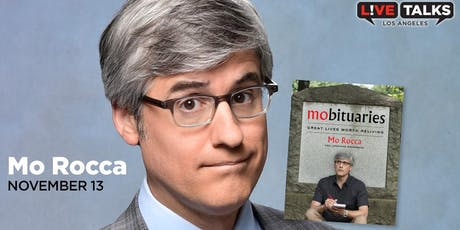 An Evening with Mo Rocca tickets