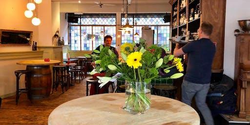 DI COACH/CAREER CAFÉ   in Le Café Nijmegen