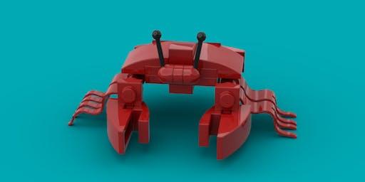 LEGO® Crab Make and Take