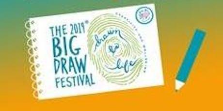 BIG DRAW SEFTON - EXHIBITOR/CREW tickets