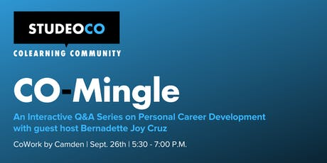 CO-Mingle | An Interactive Q&A Series on Personal Career Development tickets