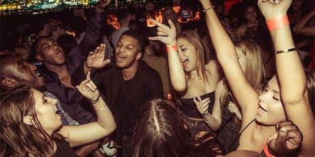 NYC Reggae vs. Hip Hop Midnight Yacht Party at Skyport Marina tickets