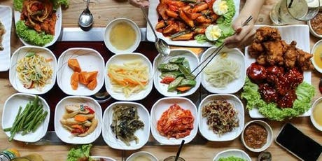 Halal Supper Club: Korean Buffet tickets