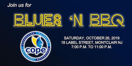 Cope Blues N BBQ 2019 tickets
