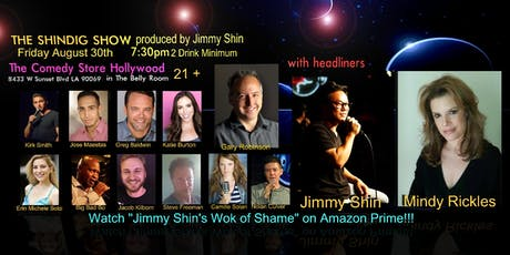 The ShinDig Show with Jimmy Shin tickets