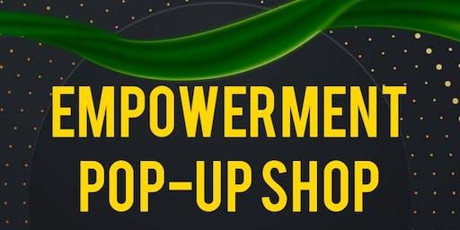 Empowerment Pop-up Shop