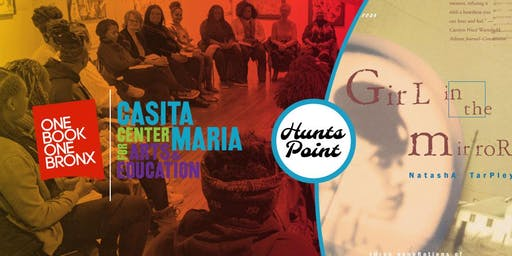One Book One Bronx: Girl in the Mirror at Casita Maria (Book Club)