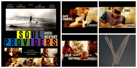 VFF19 - Soul Providers: Los Angeles (screens with Snapshots) tickets