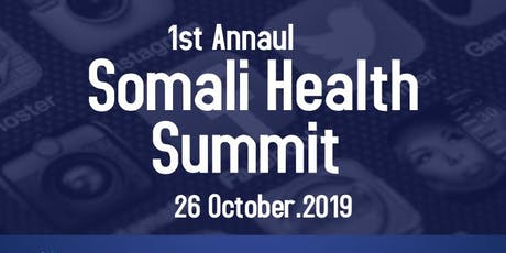 Somali Health Summit tickets