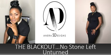 The Blackout; No Stone Left Unturned tickets