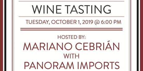 October Feature Tasting - Argentine Wine with Panoram Imports tickets