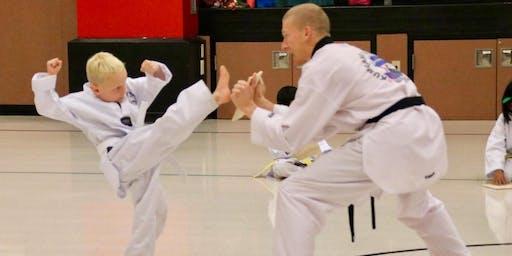Special Populations Taekwondo Event