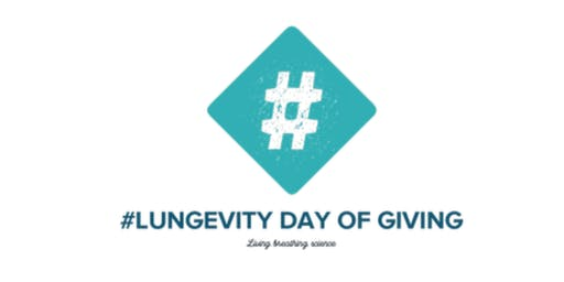 #LUNGevity Day of Giving