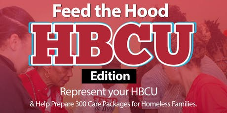 Feed the Hood HBCU Edition tickets
