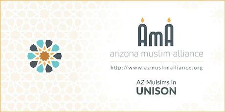 Celebrate Unity - Annual Arizona Muslim Alliance Leadership Sumit tickets