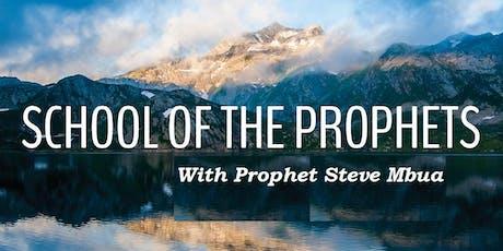 School Of The Prophets In Austin, TX tickets