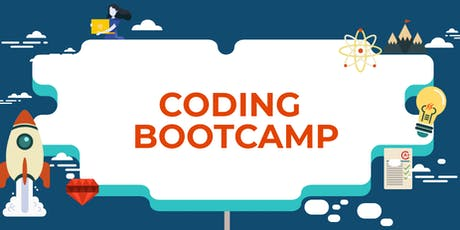 4 Weekends Coding bootcamp in Charlotte, NC | Learn to code with c# (c sharp) and .net (dot net) training- computer programming - Coding camp | Learn to write code | Learn Computer programming training course bootcamp, Software development training tickets