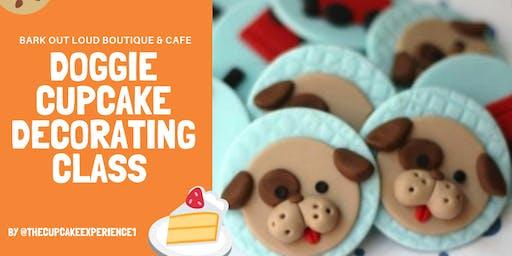 Doggie Cupcake Decorating Class