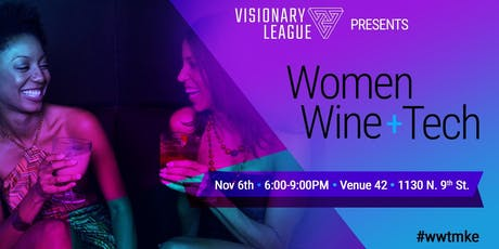 Women, Wine and Tech tickets